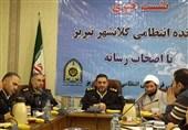 فرمانده انتظامی تبریز سرهنگ فرهنگ نوروزی