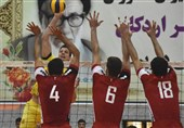 Asian Club Volleyball Championship: Khatam Tastes First Win