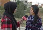 غزه / آرزوها در سال جدید