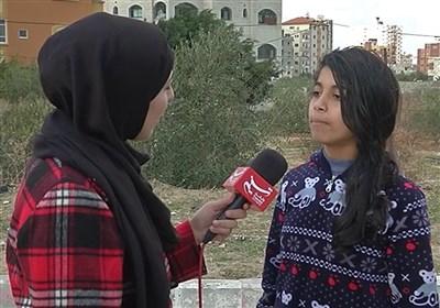 آرزوهای دختران غزه