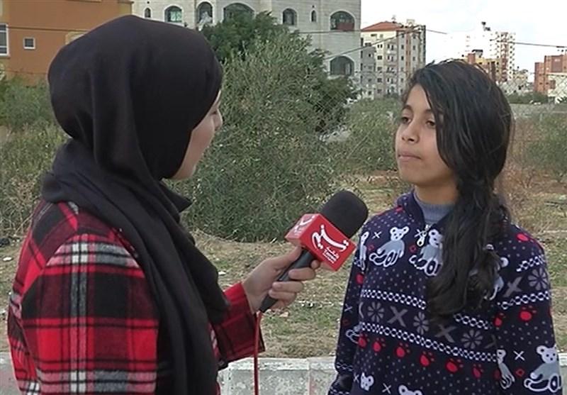 غزہ کی بیٹیاں: کوئی آرزو نہیں رہی / صہیونیوں نے ہمارے لئے کچھ نہیں چھوڑا + ویڈیو
