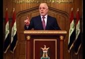 العبادی: بهبود روابط بغداد و آنکارا در گرو خروج نیروهای ترکیه از عراق است