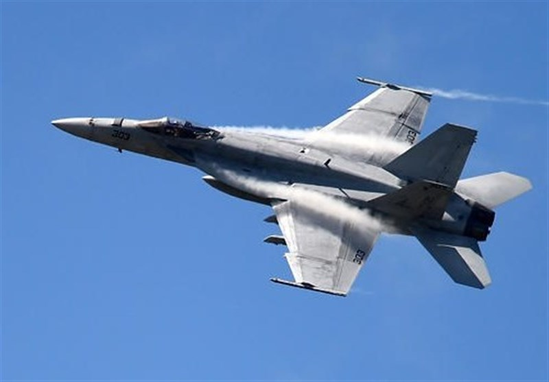 Iran Shoos Away Intruding F-18 Fighter Jet