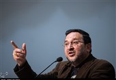 حمیدرضا مقدم فر در دانشگاه علوم پزشکی تهران