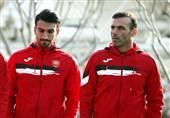حسینی: تمرین خوبی داشتیم و بعد از تمرین به باشگاه رفتیم/ دلیل ندارد قبل از دربی تمرین نکنیم