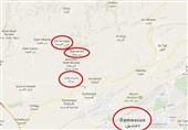 ازسرگیری عملیات نظامی در «وادیبردی»/ورود ارتش سوریه به «حزرما» و درگیری شدید با تروریستها