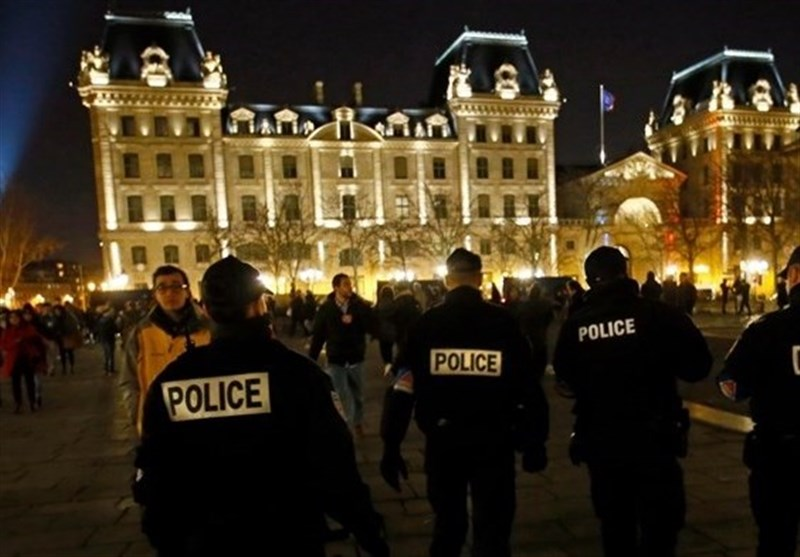 فرانس میں 3 مشتبہ دہشت گرد گرفتار