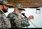 Air Defense Drill Highlights Iran's Capability to Counter All Threats: Commander