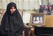 خاطرات مادر شهیدان خالقی پور از نحوه شهادت فرزندان تا حضور سرزده رهبر انقلاب در منزل