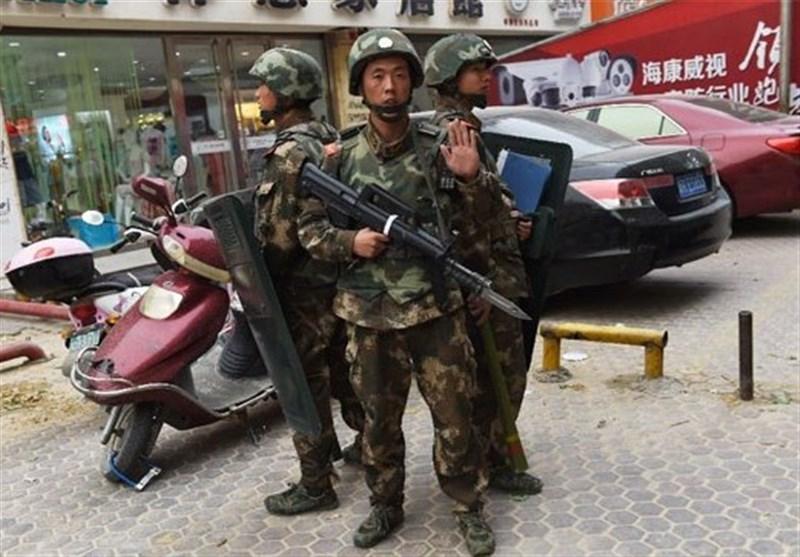 چین پولیس