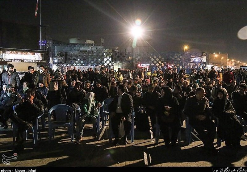 نمایش عصر آن روز در میدان امام حسین (ع)