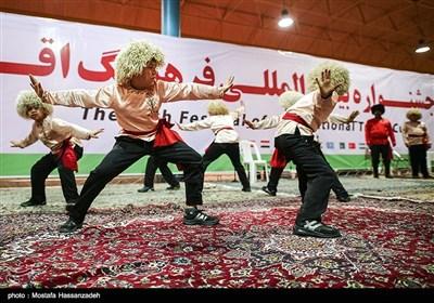 المهرجان الثقافی الدولی العاشر للقومیات الایرانیة _ محافظة کلستان شمالی ایران