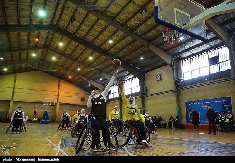 اعزام تیم بسکتبال با ویلچر بانوان به مسابقات انتخابی قهرمانی جهان