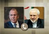 ظریف ولافروف یرحبان بوقف اطلاق النار فی سوریا