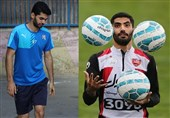 محمد انصاری و علی کریمی