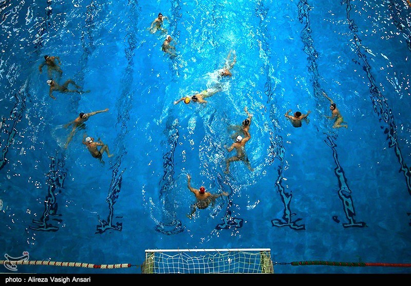World Junior Water Polo Championships: Iran Beats Puerto Rico
