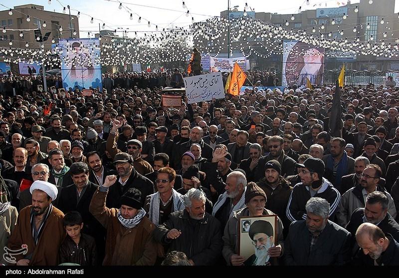 Iran Commemorates 2009 Massive Pro-Establishment Rally
