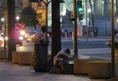 بی خانمان ها در واشنگتن