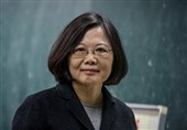 Taiwan President Warns China against Military Aggression