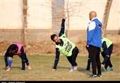 علیرضا منصوریان و میثم مجیدی و تمرین استقلال