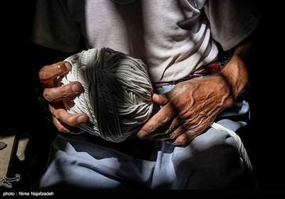 نخ تابی دستی در مشهد