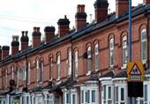 کاهش قیمت مسکن در انگلیس با وجود رونق بازار