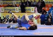 مسابقات کشتی پهلوانی کشور - مشهد