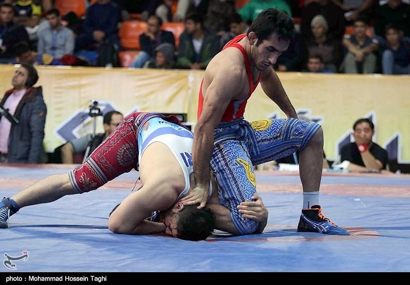 کشتیگیران فرنگی خوزستان شانس پوشیدن پیراهن تیم ملی را دارند