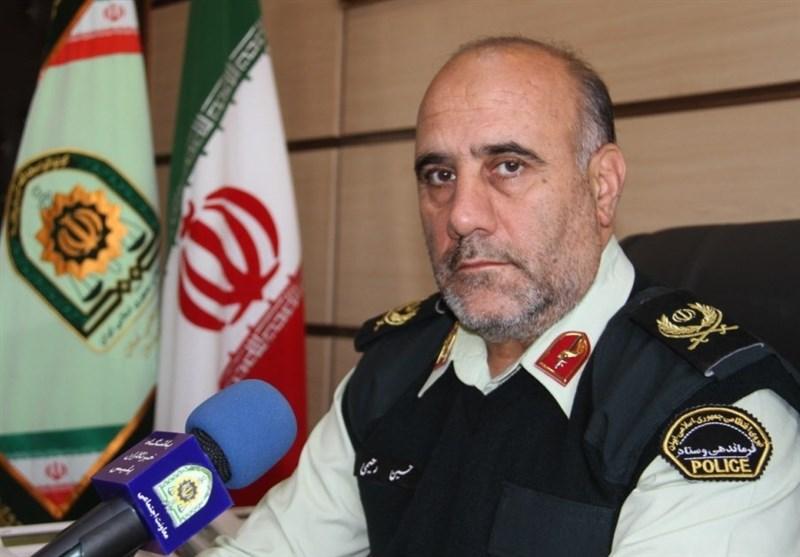سردار حسین رحیمی فرمانده انتظامی سیستان و بلوچستان