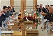 دیدار وزرای خارجه ایران و سوریه و تبادل نظر درباره آتش بس فراگیر