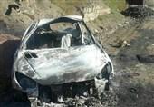 آتش گرفتن خودرو