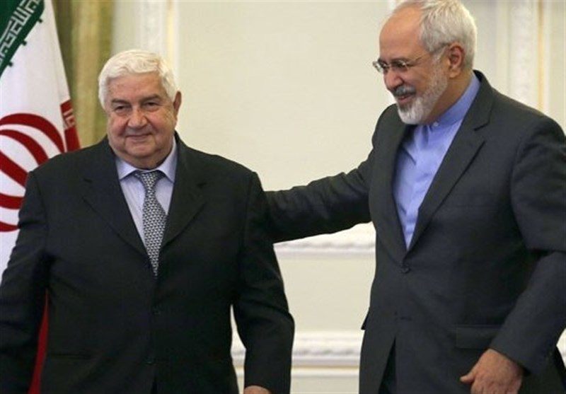 Zarif, Muallim ile Tahran'da Görüştü