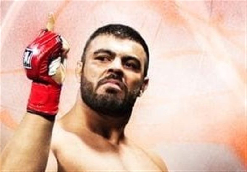 Iranian Fighter Aliakbari Joins ONE Championship