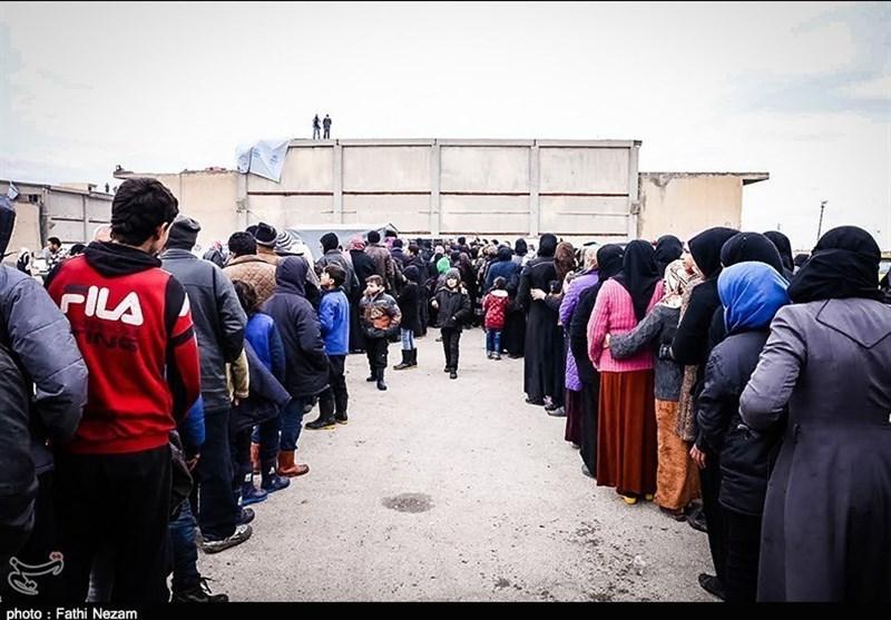 العبور من الجحیم إلى الجنة .. روایات أهالی حلب + صور وفیدیو