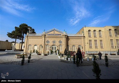 Vank Cathedral in Iran's Isfahan
