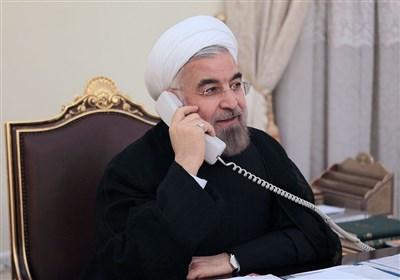 روحانی به «علیاف»: باید برای توسعه روابط و توافقات فیمابین تلاش کنیم