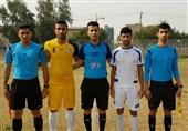 تیمهای فوتبال استقلال خوزستان و استقلال اهواز
