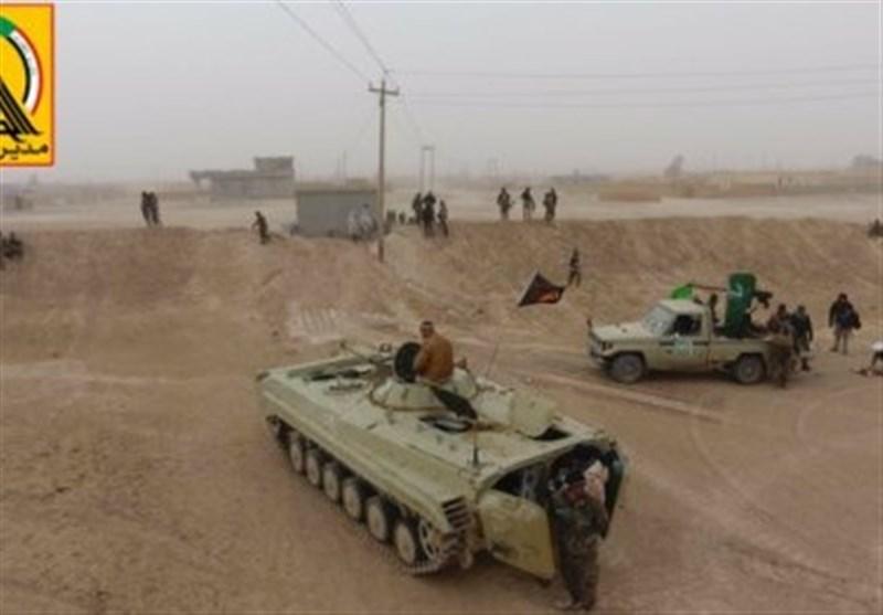 موصل کے مزید کئی علاقے آزاد کرالئے گئے
