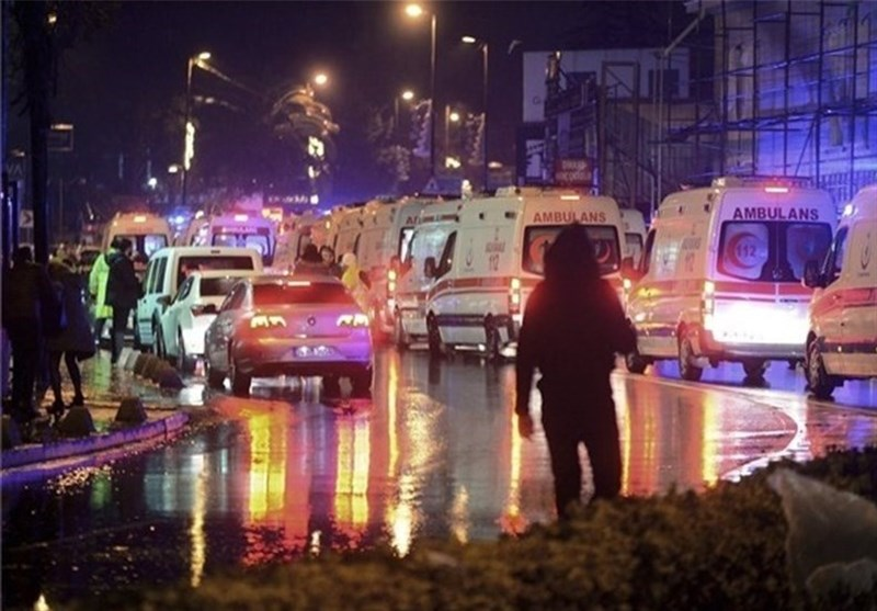 Istanbul Nightclub Attack Kills 39 in New Year Carnage