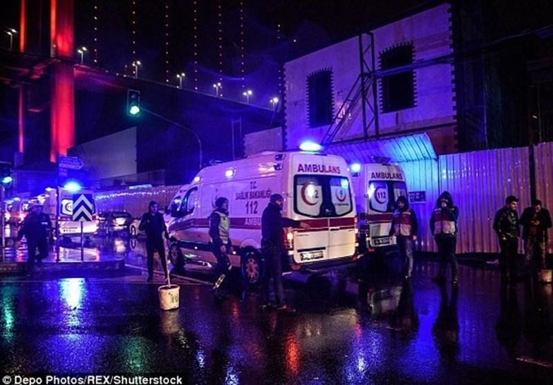 Reina Saldırısını IŞİD Üstlendi