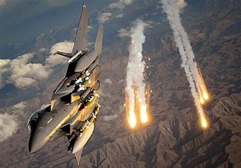 جنگنده آمریکایی در افغانستان