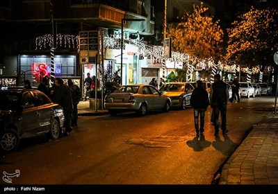 Syrians Celebrate New Year in Damascus