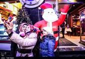 شام کے دارالحکومت دمشق میں نئے سال کی خوشیاں/ تصویری رپورٹ