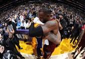 عکس برتر NBA