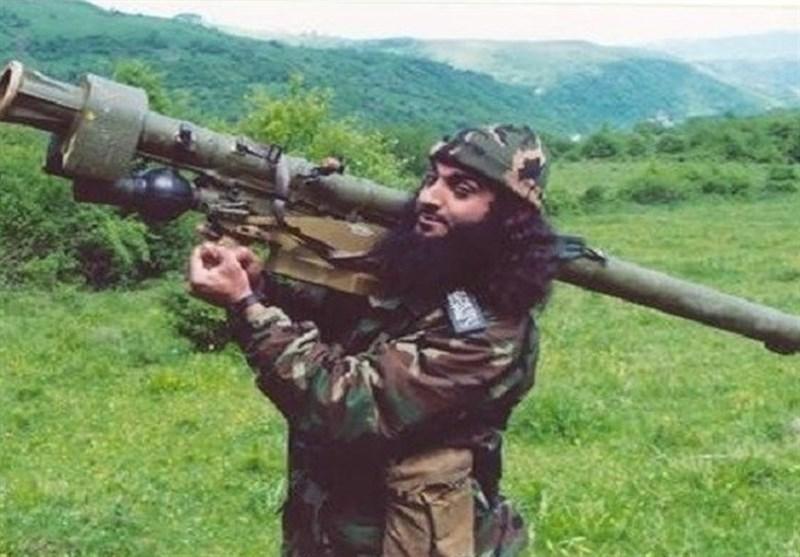 تروریست موشک دوش پرتاب
