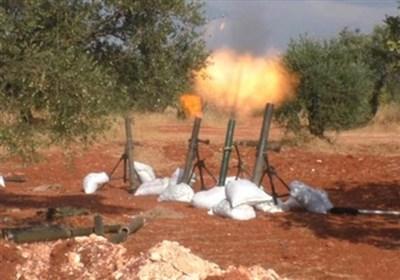 سوریه| حمله راکتی تروریستها به «سراقب»