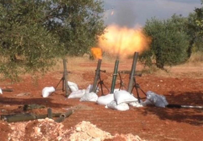 تروریست حملات خمپاره