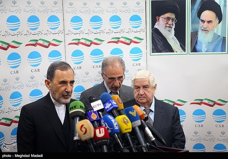 Iran's Velayati Underlines Importance of Astana Meeting on Syria