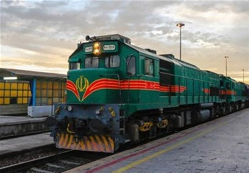خروج قطار خرمشهر-تهران به دلیل شدت گرما/ حادثه تلفاتی نداشته است
