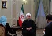 President Rouhani Pledges Iran's Continued Fight against Terrorism
